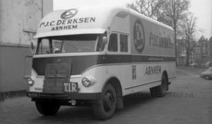 DAF 7STREPER  J.C.DERKSEN ARNHEM (NL)