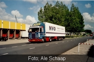 BB-LB-84     Chauffeur;  Ale Schaap