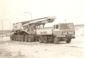 DAF-2600 van TWIST