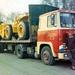 1972 Carter Pillars voor Noord Zweden
