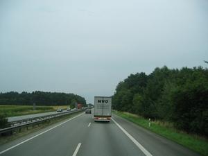 Op weg bij Hollenstedt