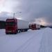 Allemaal sneeuw in Norway