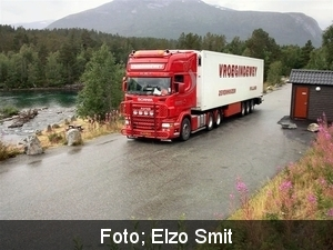 Chauffeur; Elzo Smit