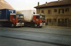 2 broertjes ergens Italie