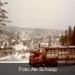 Tuinstoelen lossen in  Noorwegen