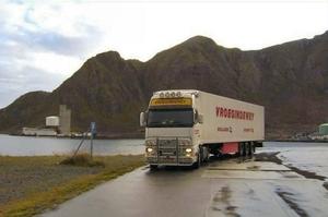 Vroegindewey ergens in Noorwegen