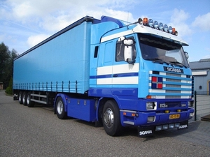 Rob's Truckservice - Oude Pekela   BD-VS-86