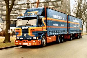 Scania 142  Combi
