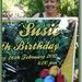 Susie's 60st verjaardag