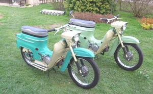 Jawa 50 cc 1960