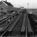 Wachtpost bij station-spoorbrug vanaf Madelaan // Toen (foto Anke