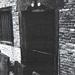 Detail van deur  van Oost 18 (voorheen C106) // Boerderij // Toen