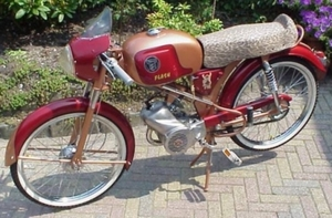 Paloma Flash 1961
