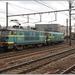 NMBS HLE 2631+2360 Antwerpen 22-10-2009