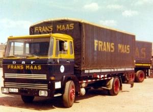 DAF-1600 FRANS MAAS