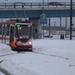 0526 Op sommige plekken in Sint Petersburg moeten de wissels nog