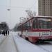 0608 Petersburgse lijn 58 op de Vyborgskoe Sjossee