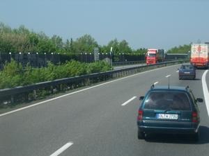 Op de Duise Autobahn