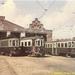 Haarlem Remise Leidsevaart 1957