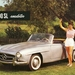 MB SL Roadster
