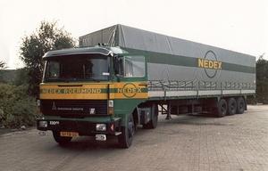 MAGIRUS-DEUTZ Nedex-Roermond