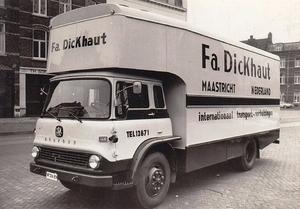 BEDFORD Fa.DICKHAUT MAASTRICHT