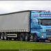 Truckstarfestival naar huis