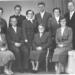 Elizabeth (Bet) en Janus de Deugd-de Bruin en hun gezin 1956