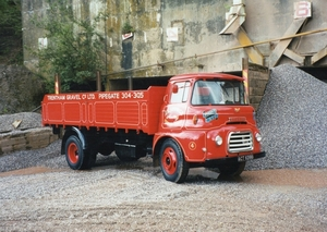 AUSTIN TRENTHAM GRAVEL LTD