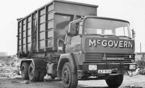 MAGIRUS-DEUTZ MC GOVERN