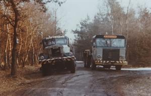 2 X Kraanwagen