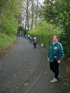 111-De kasseistrook van de Muur naar Oudenberg