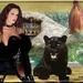 zwarte panter
