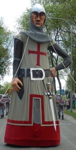 8900 Ieper - Godfried de Tempelier