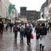 Trier - Wandelstraat Oude markt naar Porta Nigra