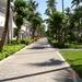 Even gluren bij de buren in het resort