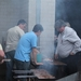 Barbeque Blok 9 2 juni 2012 037