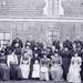 Zang vereniging 1900 Sierdje Veldhee(geb 1872)-Middelste rij twee