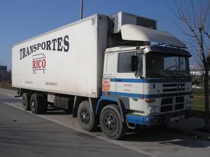 PEGASO TRANSPORTES RICO BARSELONA (SP)