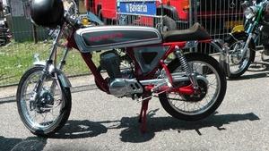 Honda   Gespot in Griendtsveen 27-05-2012