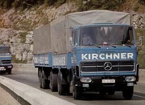MERCEDES-BENZ KIRCHNER
