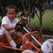 Onze zoon Ronald  Zijn eerste auto