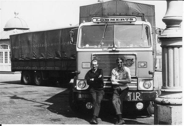 Arie van Dam en Henk Meijer