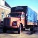Scania met huif