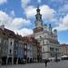 Poznan, Marktplein met Raadhuis