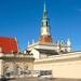 Poznan, achterkant marktplein