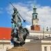 Poznan, Neptunusbeeld met Raadhuis op de achtergrond