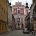 Poznan, St Stanislaus(Fara)kerk met klooster