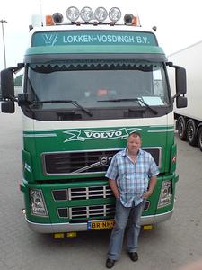 Chauffeur; Freddy Wiering