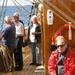 Thormod,Helge,Svend,Anne-Grethe en Finn